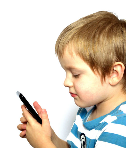 Internet privacy for children